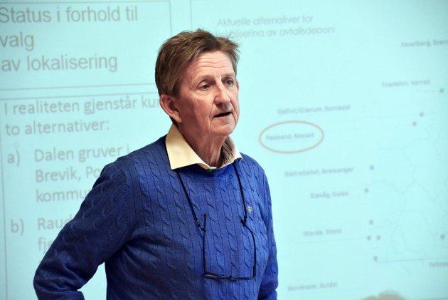 Harald Storvik. (Arkiv)