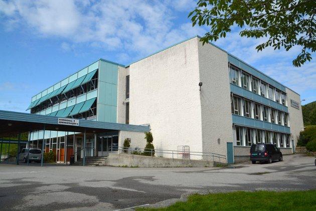 Budsjettvedtaket vekker reaksjoner ved Tingvoll barne- og ungdomsskole.