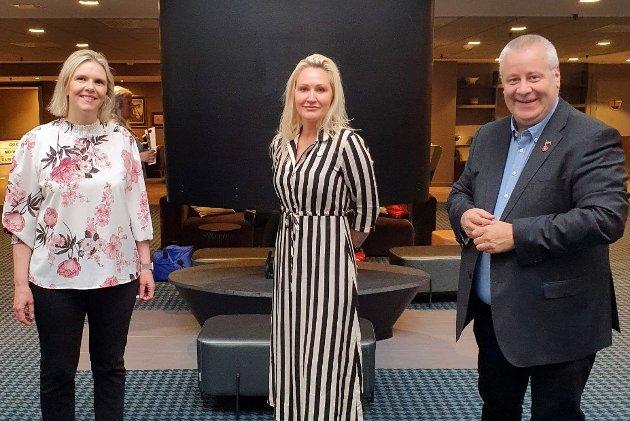 Fremskrittspartiet samlet i Bodø