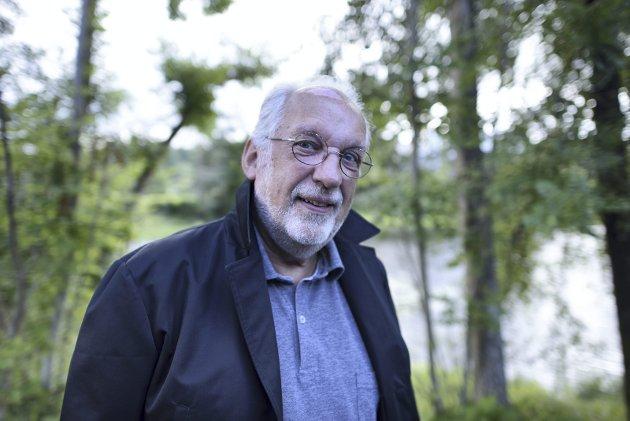 Chris Tvedt vier dagens spalteplass til å skryte av en rekke forfattere fra Vestlandet, blant dem Jørgen Jæger (bildet).