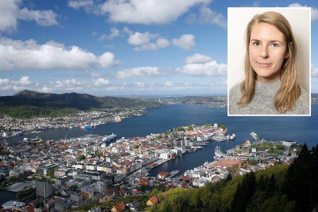 Hvem ved sine fulle fem flytter fra denne byen – til Oslo?