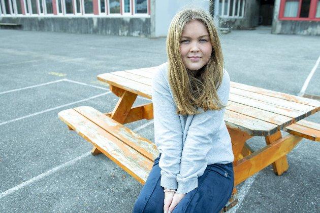 Ikke ta hverandre for gitt, oppfordrer Eline Lilleskare.