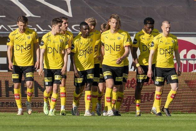 LSK ligger på 6. plass i Eliteserien!