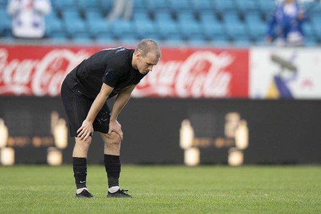Petter Strand er ute i seks uker og mister de viktige oppgjørene mot Tromsø og Mjøndalen.