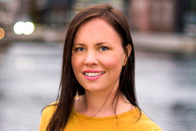 Cathrin Janøy skriver om mobbing.