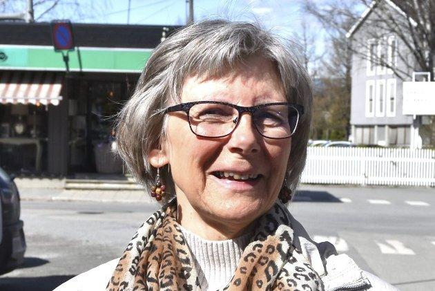 Turid Solberg Thomassen.