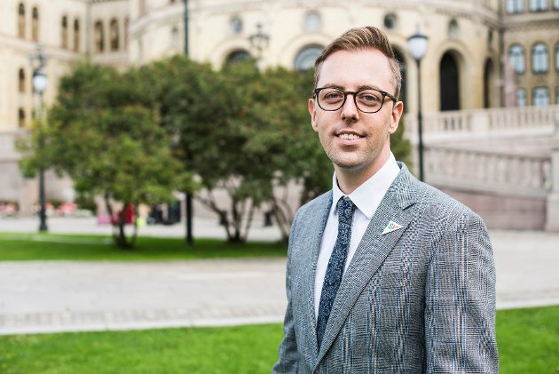Nicholas Wilkinson, Akershus SVs stortingsrepresentant 2017-2021