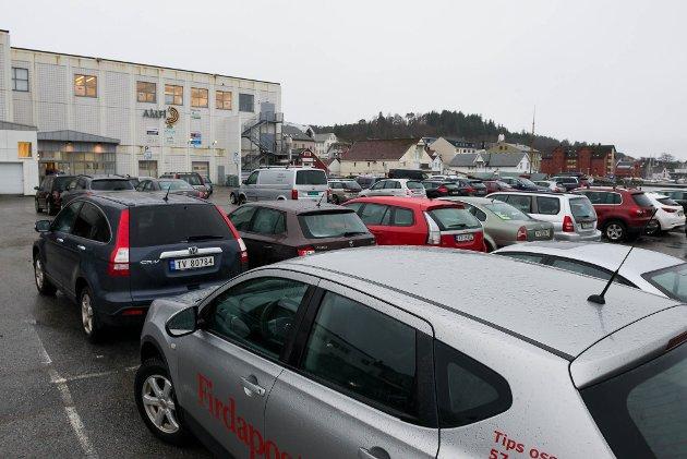 INGEN PROBLEM: Ta bybussen, er Eivind Hjellum si klare oppmoding.