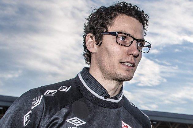 UTFORDRING: – Det er ikke kun Fredrikstad og FFK som har en utfordring, det er Østfold som har en utfordring, mener Joacim Heier. Arkivfoto: Fredriksstad Blad