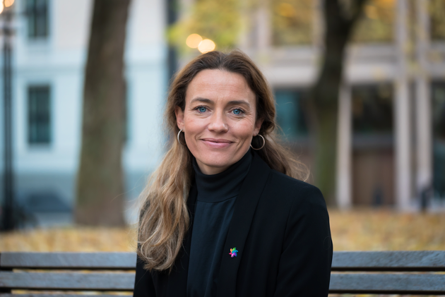 Ingrid Stenstadvold Ross, generalsekretær i Kreftforeningen.