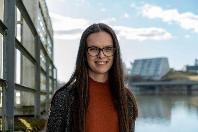 Maria Imrik, stortingskandidat for Ap i Østfold.