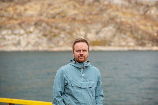 Mats Hansen 3. kandidat for Venstre i Nordland