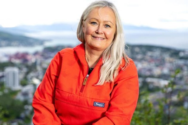 Mona Nilsen, stortingskandidat Nordland Arbeiderparti