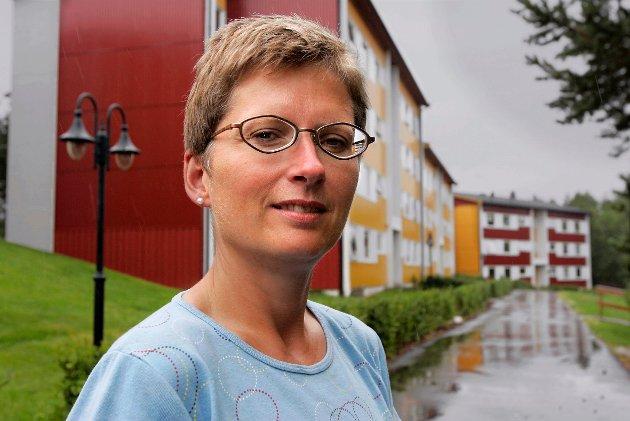AVISPRIS: Heidi Rismoen oppfordrer Glåmdalen til å sette ned prisen for abonnenter som ikke ønsker papirutgaven i sine postkasser.