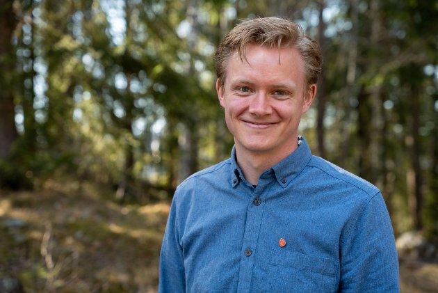 """""""Vi må omstille oss for å bli ledende innenfor grønn industri."""" Anders Brabrand 4. kandidat for AP i Oppland"""