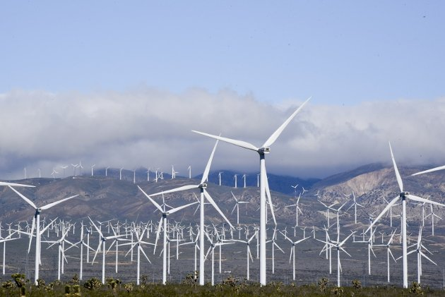Miljøpartiet De Grønne har en restriktiv holdning til vindkraft på land, påpeker Halvard Klevmark i Miljøpartiet De Grønne i Lunner.