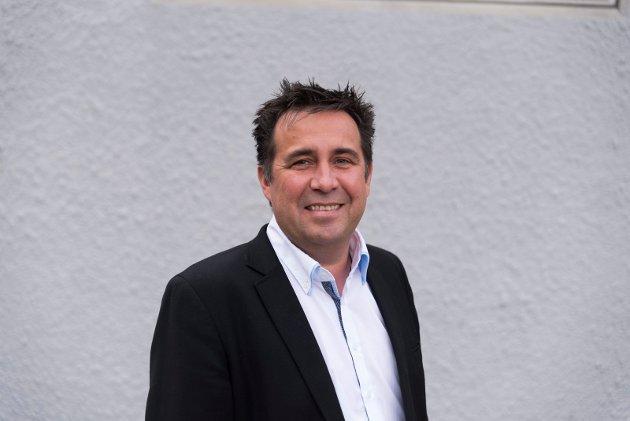 Ernst Olsen, nyhetsleder Hardanger Folkeblad.