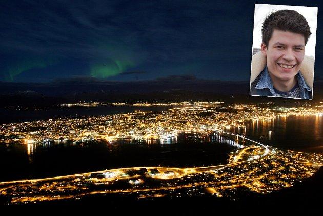 Tromsø huser flest Troms-poltikere med makt.