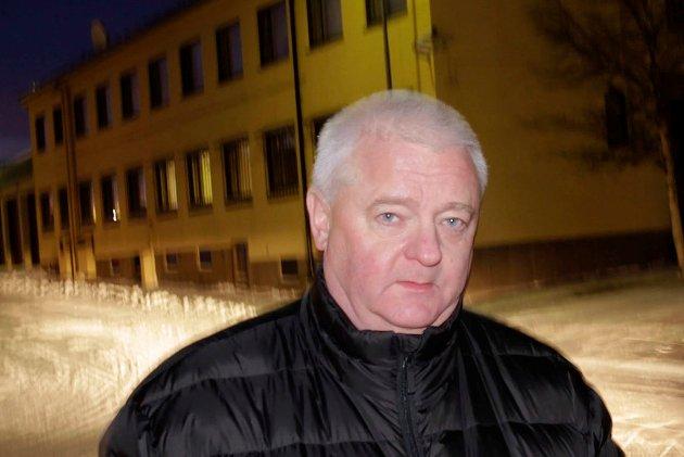 ANKLAGET: Tidligere grenseinspektør Frode Berg anklaget for spionasje i Russland.