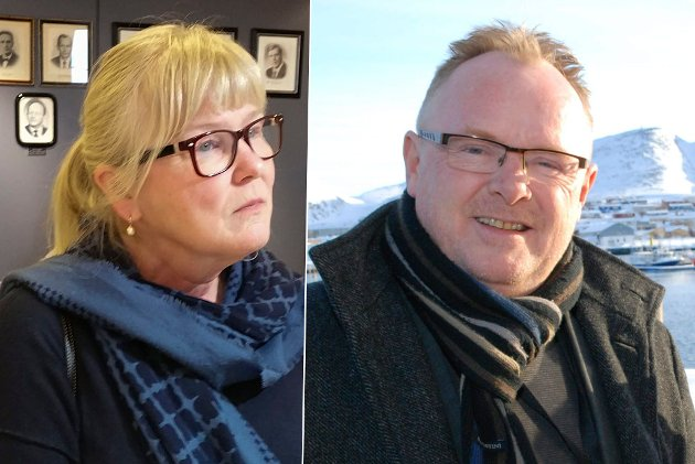 Ingalill Olsen (Ap) mener at Per Sandberg er av samme ulla som Kjell Inge Røkke.