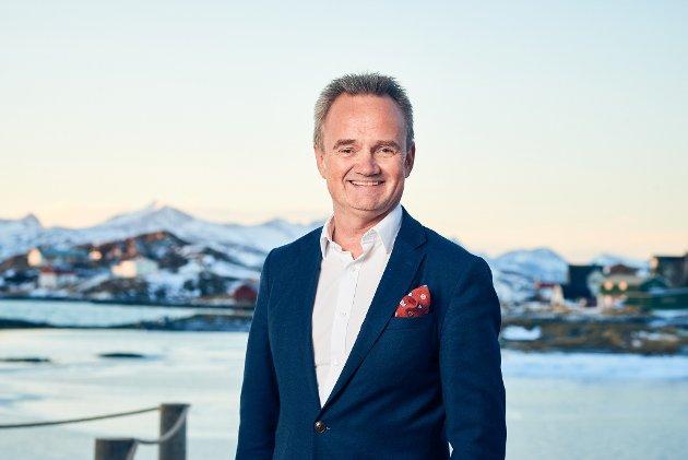 STORT POTENSIALE: – Det er et faktum at potensialet i Nord-Norge er stort; sjømat, reiseliv, energi, mineraler, uoppdagede marine ressurser og mer til gir oss en særposisjon i en verden som egentlig mangler alt det vi har.