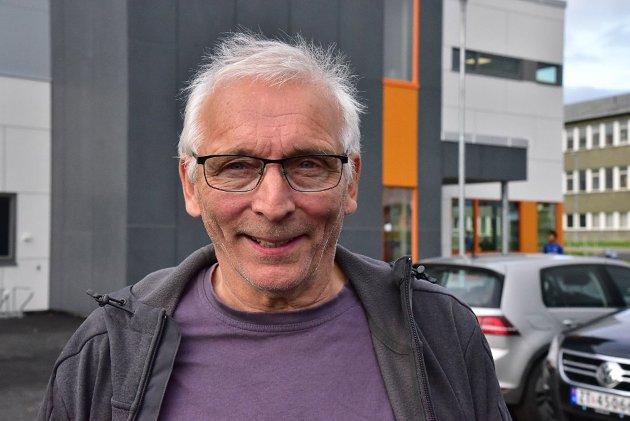 KRITISK: Arne Pedersen (bildet) og Randi Karlstrøm er kritisk til nominasjon og sammenslåing i Finnmark Ap.