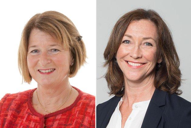 UTVIKLING: For oss er det naturlig at det nye forskningskonsernet skal bygge kapasitet i nordområdene, skriver Anne Husebekk og Elisabeth Maråk Støle.