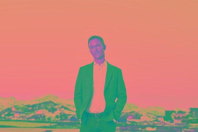 Stein Vidar Loftås, kommunikasjonsjef Sparebanken Nord-Norge