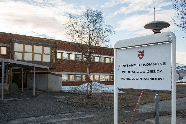 Porsanger rådhus, Lakselv