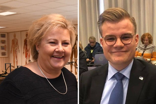 Vår viktigste oppgave som politikere er å sikre at alle vi i Norge skal ha en jobb å gå til, et hjem å bo i og et sikkerhetsnett som tar imot oss om noe uforventet skulle skje, skriver Erna Solberg og Vetle Langedahl.
