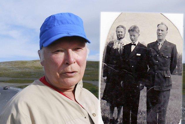 IDENTITET: Mine foreldre vurderte etter mitt syn galt da de valgte norsk som hjemmespråk, skriver Kjell Ballari.