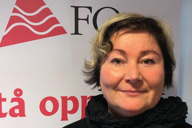 - Arbeidsgiversiden vil aldri gå ut og støtte en streik mot seg selv, derfor trenger vi at du gjør det, skriver Heidi Elisabeth Pedersen
