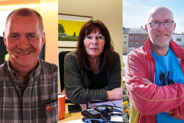 SV er et feministisk parti, skriver Morten Wilhelmsen, Sylvi Josefine Johnsen og Reidar Johansen.