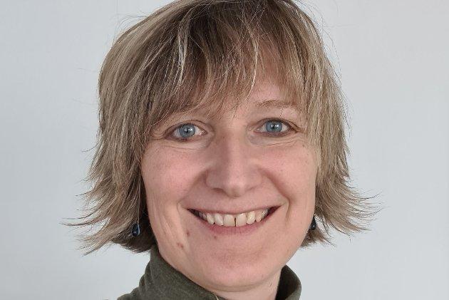 Lena Røsæg Olsen Fylkesleder i NSF Troms og Finnmark