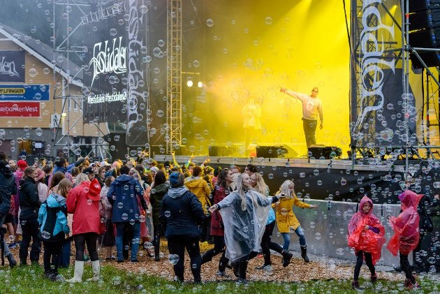 Frå årets festival. (Foto: Lars Martin Teigen).