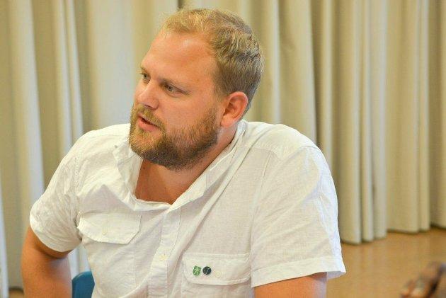 Bjørn Flo Knudsen, kommunestyrerepresentant