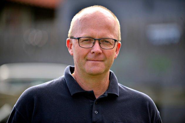 INNSENDEREN: Anders Næss (Kongsberglista).