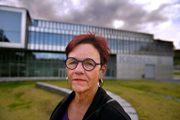 INNSENDEREN: Eva Tovsrud Knutsen.