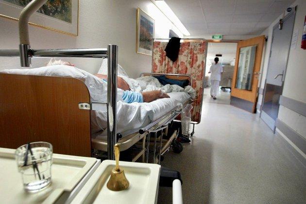 Innsats: Snart kommer det bøssebærere som samler inn penger til kreftbehandling.