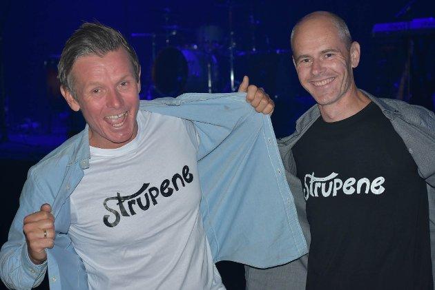 Christer Jensen og Andreas Henriksen.