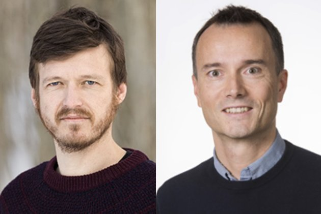 Jens Olgard Dalseth Røyrvik og Stian Antonsen