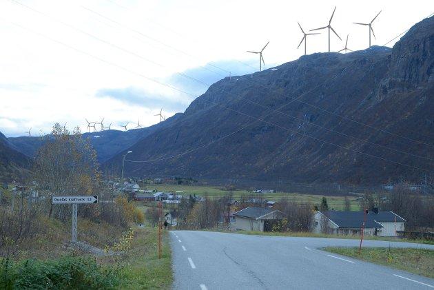 Kåfjordalen