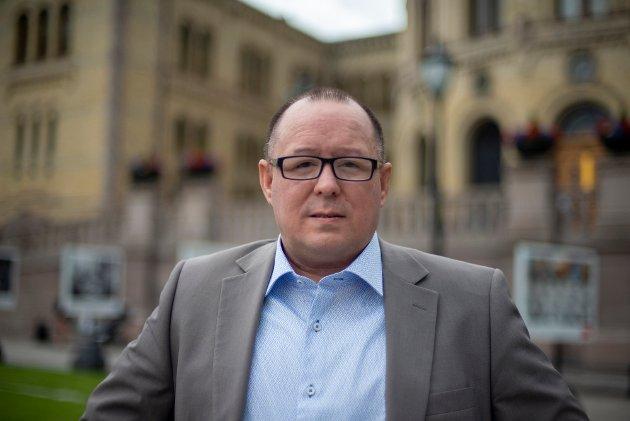 Rune Bjerkli, generalsekretær Kvensk Finsk Riksforbund, mener ungdomspanelet som har bidratt til regjeringens nye nordområdemelding er ensidig opptatt av det samiske.