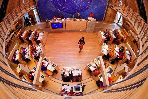 Under valgkampen prøvde NSR og co. å få de som er innmeldt i Sametingets valgmanntall til å la være å stemme på NKF ved å skremme med EDL. Men mange velgere lot seg ikke skremme og ga svar på tiltale, skriver Jarl Hellesvik.