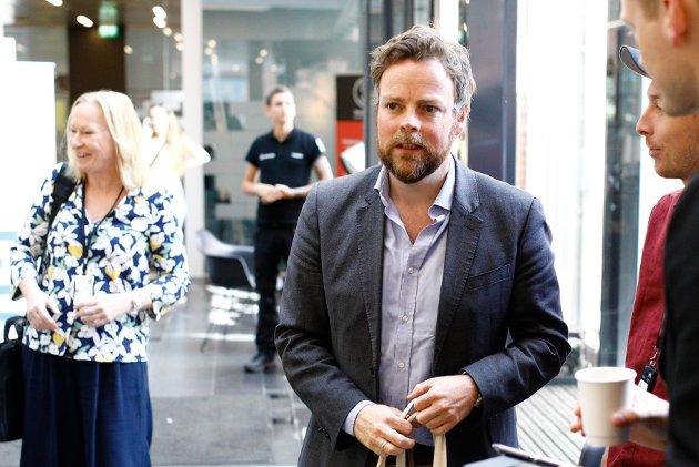 TILTAK: - Regjeringen har foreslått en helt ny sommerjobbordning for å hjelpe unge som sliter med å få en fot innenfor i arbeidslivet, skriver Arbeids- og sosialminister Torbjørn Røe Isaksen.