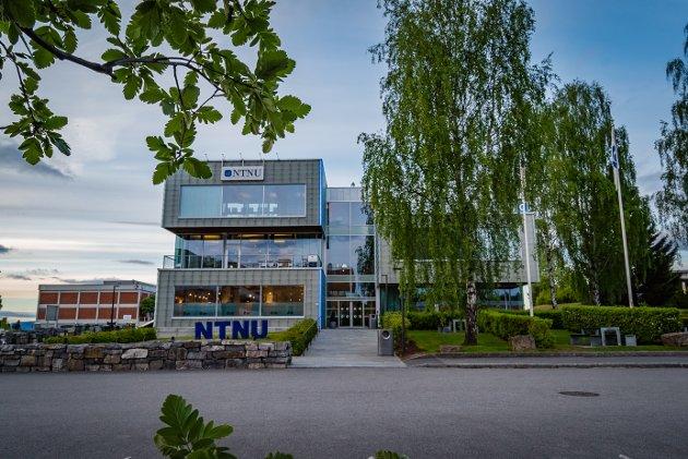 SPOR: – Vi på NTNU er sikre på at med våre sterke fagmiljøer i Gjøvik så vil vi igjen sette spor i regionen og i resten av verden, skriver rektor og viserektor.
