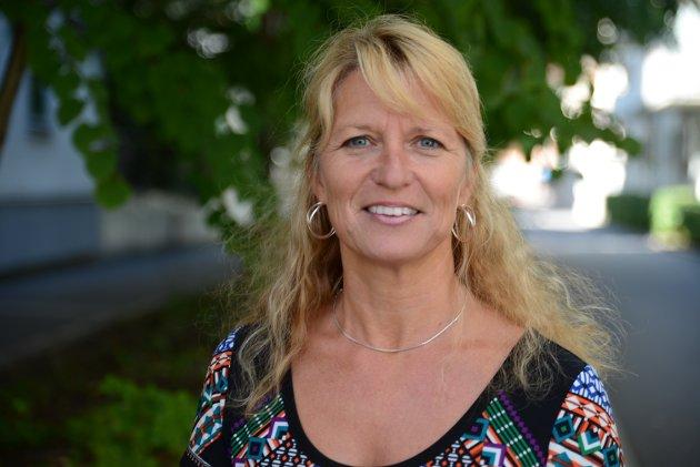 Katrine Røed Meberg. Generalsekretær Norsk Gartnerforbund