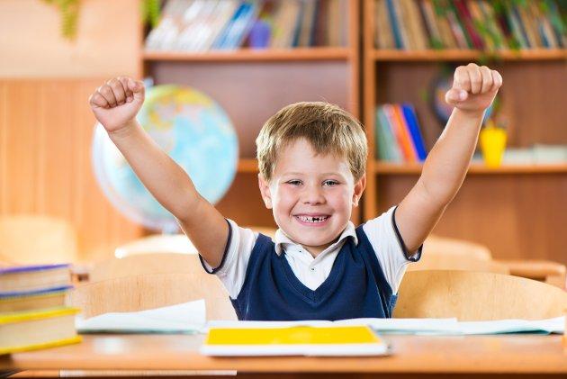De sensitive barna lærer best når de er i et positivt stimulerende miljø.