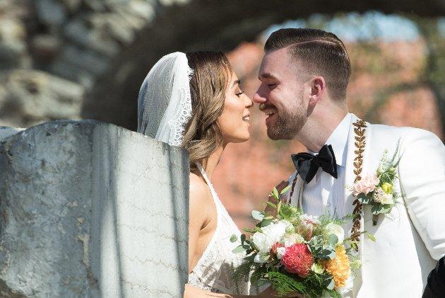 413e7fbb Stian Blipp giftet seg med Jamina Iversen