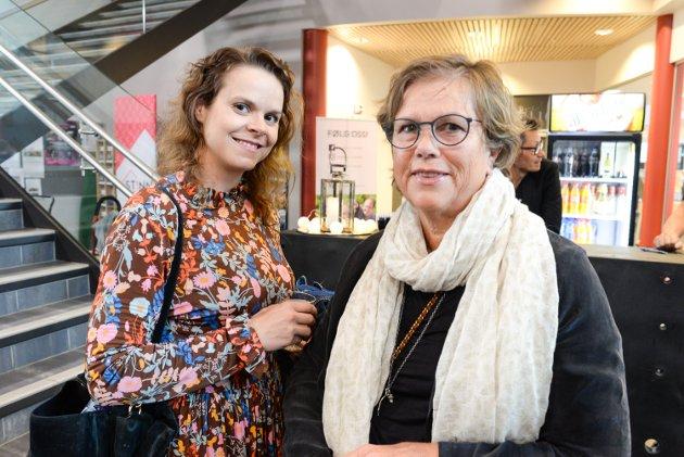 Mari Haave Sveen (til venstre) og Hanne Vibe Opsal